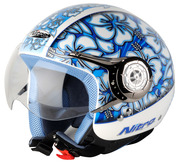 Get 10% off in all ladies motorcycle helmets