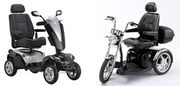 Disability Mobility Scooters and Mobility Scooters UK