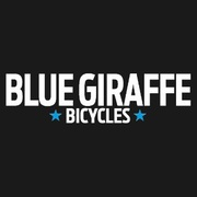 Blue Giraffe Bicycles